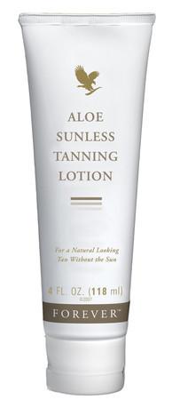 Aloe Sunless Tanning