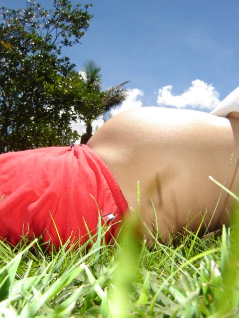 pielęgnacja brzucha