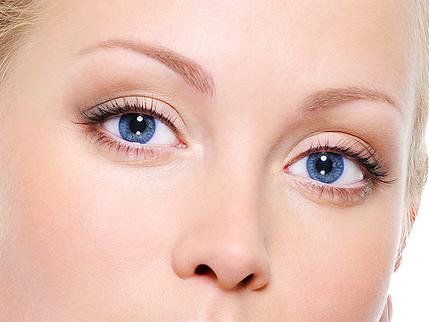 zabiegi kosmetyczne na okolicę oczu