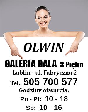 kontakt salon olwin Lublin