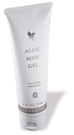 ALOE MSM GEL-M